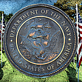 Department Of The Navy - United States by Glenn McCarthy Art and Photography