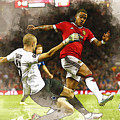 Depay In Action by Don Kuing