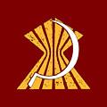 A Broken Frame Logo by Luc Lambert