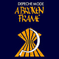 A Broken Frame Logo With Name by Luc Lambert