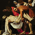 Deposition by Michelangelo Merisi da Caravaggio