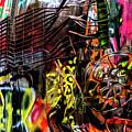 Derailed Jungle by Brad Allen Fine Art