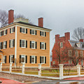 Derby And Hawke's House by Jeff Folger