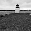 Derby Wharf Lighthouse by Lita Kelley