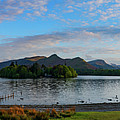Derwentwater Spring Sunset by John Collier