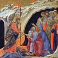 Descent Into Hell 1311 by Duccio