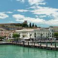 Desenzano Del Garda Lake Garda Italy by Ann Garrett