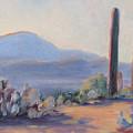Desert Afternoon by Shari Jones