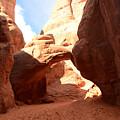 Desert Arch by Pamela Peters