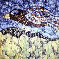 Desert Crow by Carol Law Conklin