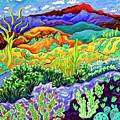 Desert Dance by Cathy Carey