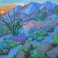Desert Dawn by Diane McClary