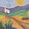 Desert Dreams by Anita Burgermeister