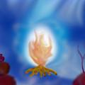 Desert Fire by Hari Kumar