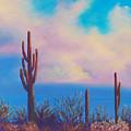 Desert Fog by Cheryl Fecht