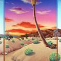 Desert Gazebo by Snake Jagger