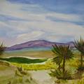 Desert Green by Jeneane Mixon