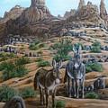 Desert Gypsy's by Shari Hazzard-Doyle