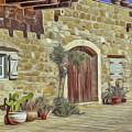 Desert House by Harry Warrick