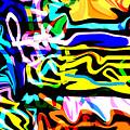 Desert by Blind Ape Art