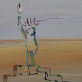 Desert Liberty by Kevan Krasnoff