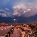 Desert Lightning by Mark Jackson