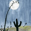 Desert Moon by Alexis Grone