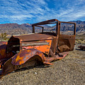 Desert Relic by Peter Tellone