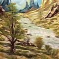 Desert River by Kevin Nunn