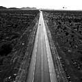 Desert Road by Scott Pellegrin