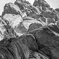 Desert Rock Formation by Frank DiMarco