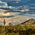 Desert Sky - San Tan Arizona by Jon Berghoff