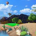 Desert Splendor by Snake Jagger
