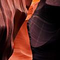 Desert Split by Mike  Dawson
