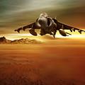 Desert Storm by Dave Godden