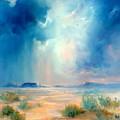 Desert Storm by Sally Seago