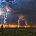 Desert Strike by James Menzies