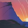 Desert Sunrise by Gary Kaemmer