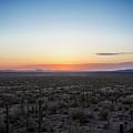 Desert Sunset #5 by Korrine Holt