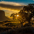 Desert Sunset by Eric Albright