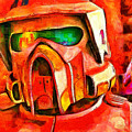 Desert Trooper - Pa by Leonardo Digenio