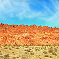 Desert Valley Of Fire by Frank Wilson