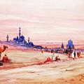 Desert View by Munir Alawi