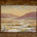 Desert Winter by Diane and Donelli DiMaria