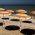Deserted Beach  by Christian Hallweger