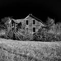 Deserted House by Mike Scheufler