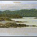 Desiderata Rugged Coastline by Barbara Griffin