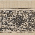 Design For A Binding For Charivaria, Carel Adolph Lion Cachet, 1874 - 1945 by Artistic Rifki