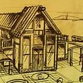 Design Sketch  by Eric  Schiabor
