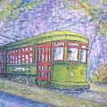 Desire Street Streetcar by Catherine Wilson
